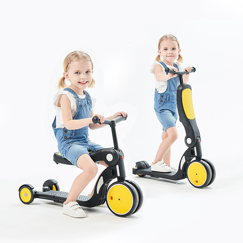 Jouets pour enfants balance walker enfants ride jouet cadeau pour enfants pour apprendre à marcher scooter enfant vélo voiture sans fil