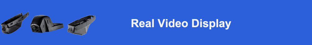 Real Video Display