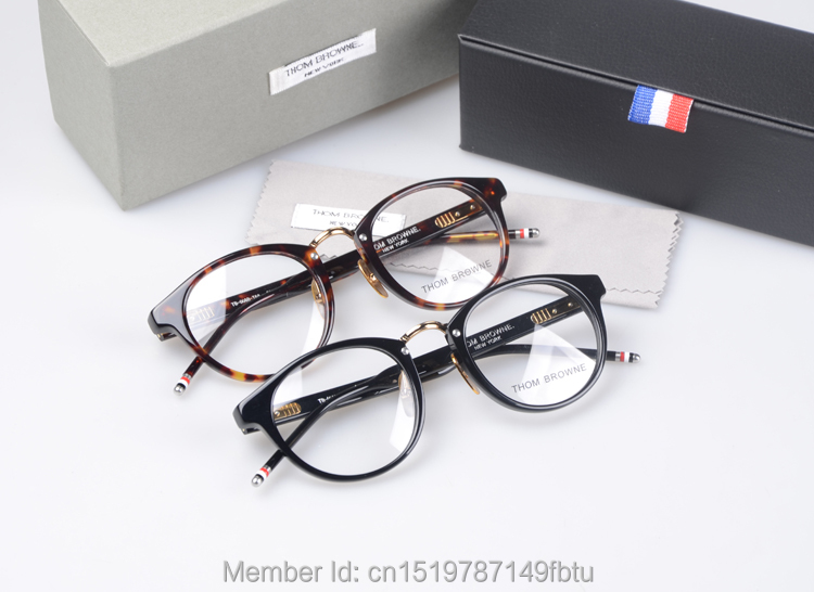 f81d5cb4bf80 New York thom Brand Optical Reading Eyeglasses Men women TB008B ...