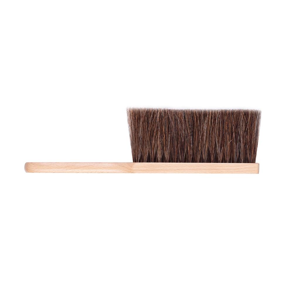 1 Piece 6631 Multiple-function Hose Tail Hair Beech Wood Drawing Dust Brush Drafting Duster Brush Sweep Art Brush