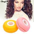 2pcs Macaron Styling Hair Roller Curler Hair Styling Tools beauty tools no damage no heat light weight easy to carry hot sale