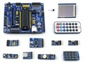 Open16F877A Package A # PIC16F877A-I/P PIC16F877A MCU PIC16F 8-bit RISC PIC Evaluation Development Board +11 Accessory Modules