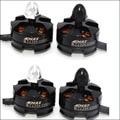 4X EMAX MT16-S 2300KV Motor F Mini Multirotor Quadcopter Multirotor QAV250 280