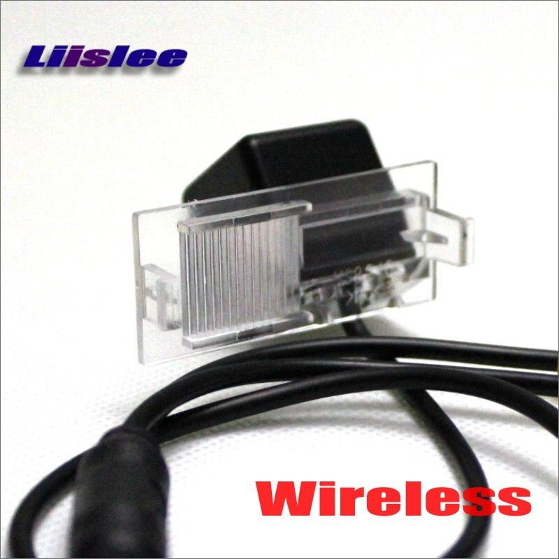 Liislee Wireless Car Rear Camera / Reverse Camera For Peugeot 3008 2013 / HD Night Vision / DIY Easy Installation