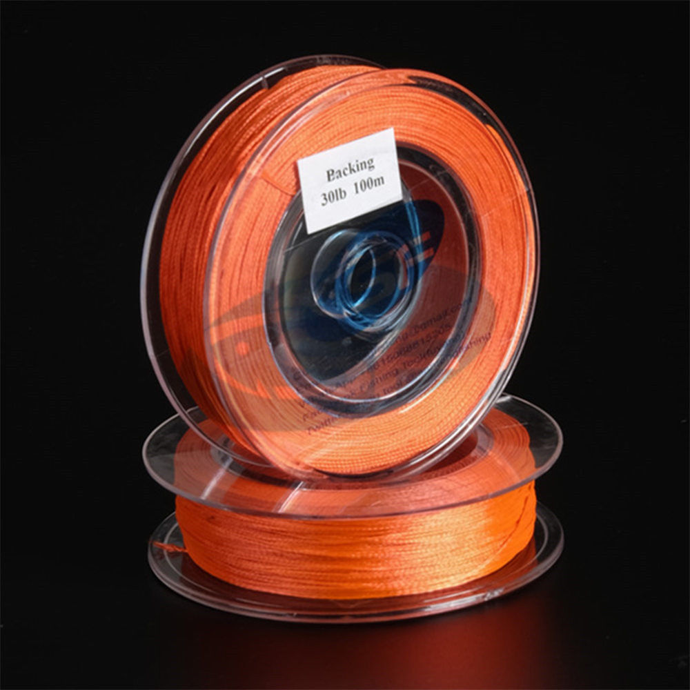 Sf braided fly fishing trout line line backing line 30 for 30 lb braided fishing line