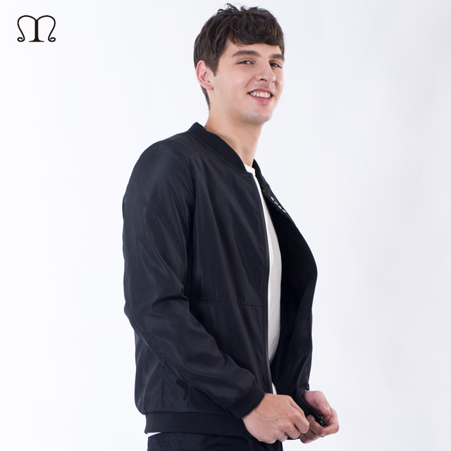 Aliexpress.com : Buy M 2017 New Men Bomber Jacket Hip Hop Patch ...