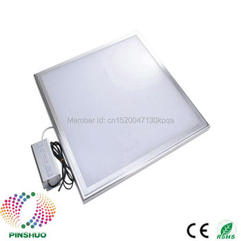 (3PCS/Lot) 300x300 300x600 595x595 300x1200 600x600 LED Panel Light Dimmable 600*600 300*300 300*600 595*595 300*1200 image