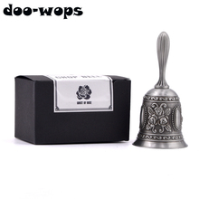Phantom Bell Chop Bell Magic Tricks Magician Accessories Close Up Stage Illusion Gimmick Prop Mentalism Funny 2018 New