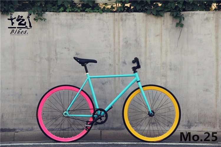 Aliexpress : le fixie très coloré et customisable