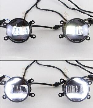 LED DRL daytime running light 20W led Fog Lamp for Renault Megane, Fluence 2011-now