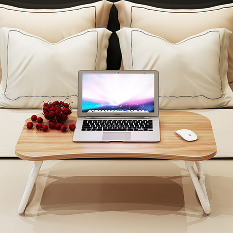 Computer Desks office home bed Furniture panel laptop desk whole sale good  price functional portable foldable 60 40 25cm 2017 in Computer Desks from. Computer Desks office home bed Furniture panel laptop desk whole