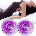 Prazer de vibração Copo Copos de Mama Almofadas Mamilo Mamilo Massageador Vibrador Brinquedo