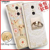Xiaomi Redmi Pro Case Vpower 3D Relief Luxury Soft Silicone TPU Case For Xiaomi Redmi Pro