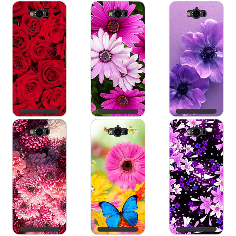 Original Colorful Mobile Phone Cases Cover for <font><b>Asus</b></font> Zenfone MAX ZC550KL <font><b>ASUS</b></font>_<font><b>Z010DD</b></font> <font><b>Z010DD</b></font> Z010DA Full Back Covers Soft Case image