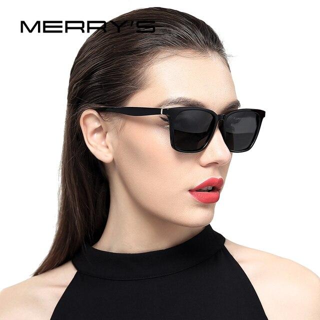 MERRYS дизайн для мужчин/для женщин классические Поляризованные солнцезащитные очки для Модные 100% УФ Защита S8219