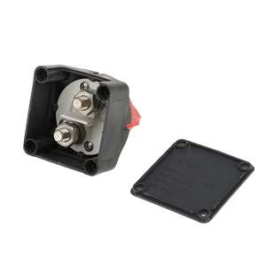 Image 4 - 2019 nuevo interruptor de flotador giratorio de desconexión de batería DC 48 V 60 V para coche RV barco yate Strobe chasis/luz antiniebla Etc impermeable