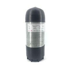 AC9090 Acecare 12L bottes en caoutchouc | Couvercle de protection pour réservoir de plongée 12L, bouteille de gaz en Fiber de carbone, réservoir d'air pour Pcp