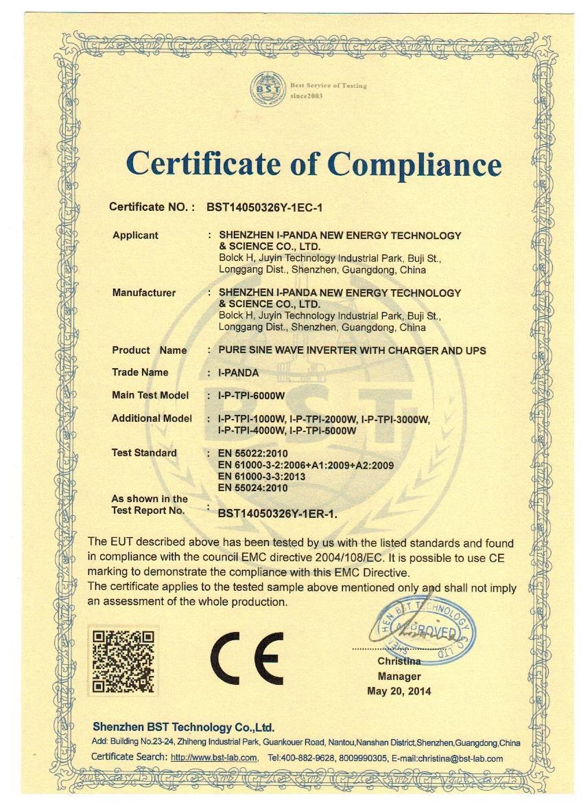 LCD 1000 Watt Reine sinuswelle DC12V/24 V/48 V AC110V/220 V ...