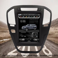 10,4 Сенсорный экран Android 7,1 автомобиль gps навигации мультимедиа для Opel Insignia CD300 CD400 Regal Vauxhall 2009 2012 Авто радио