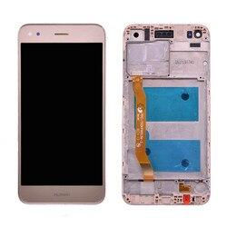 Oryginalny dla huawei P9 Lite Mini SLA L02 SLA L22 wyświetlacz LCD + montaż digitizera ekranu dotykowego dla huawei Y6 Pro 2017 LCD w Ekrany LCD do tel. komórkowych od Telefony komórkowe i telekomunikacja na
