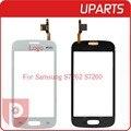 Оригинал Для Samsung Galaxy Star Pro S7262 GT-S7262 S7260 GT-S7260 Сенсорный Экран Панели Датчик Объектив Стекла Бесплатная Доставка Отслеживания П