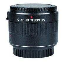 Viltrox 2X Magnification Teleconverter Auto Focus Mount Lens for Canon EOS EF Lens for Canon EF lens 5D II 7D 1200D 760D 750D