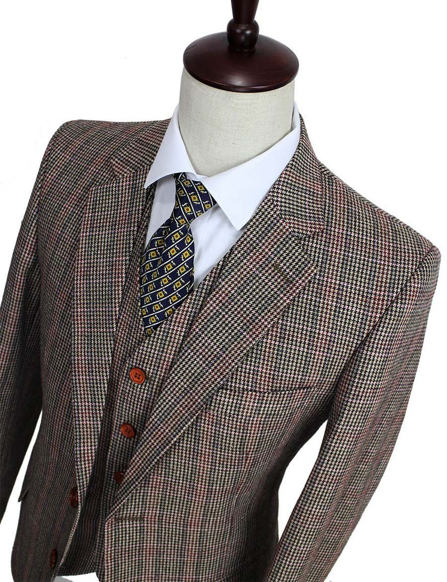Find great deals on eBay for 3 piece tweed suit. Shop with confidence.