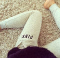 Outono inverno Quente Mulheres Basculador Harem Pants Soltas Casuais Calças de Dança HipHop Sweatpants Calças Calças Sweatpants