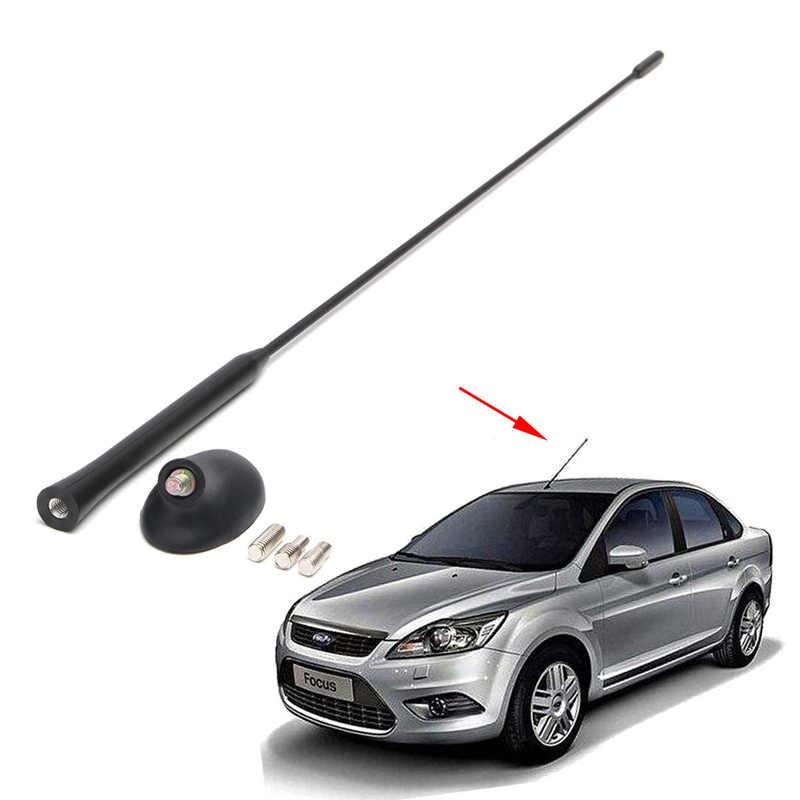 Антенна для Ford/Focus 2000-2007 мачта Авто черный с базовым комплектом воздушная крыша автомобиля