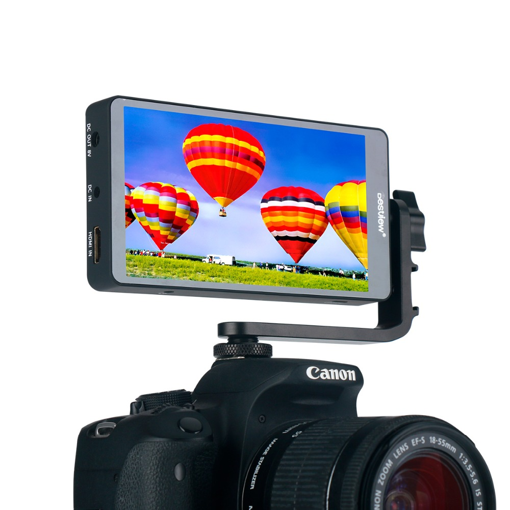 Bestview S5 5.5 インチ 4 18K 1920 × 1080 オンカメラビデオモニター、 HDMI 入力フル Hd IPS デジタル一眼レフ Feiyu AK4000 DJI 浪人 S スタビライザー  グループ上の 家電製品 からの モニター の中 1