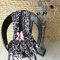 Nuevo Diseño Del Estampado Leopardo Bufanda de Mujer de Marca de Lujo de Las Mujeres de Largo Suave Silenciador Primavera Chal Bufandas de Invierno BL-0010