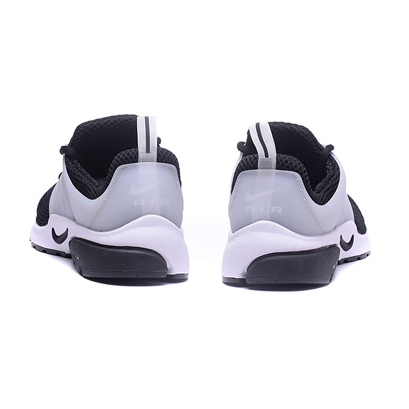 ac33ebb6c11e Original Nike Air Presto Men s Black and White Oreo   All White Running  Shoes Sport Sneakers 848132-in Running Shoes from Sports   Entertainment on  ...