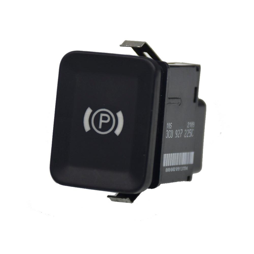 For VW Passat B6 B7 CC Electronic Handbrake Switch Parking Hand Brake Button 3C0927225
