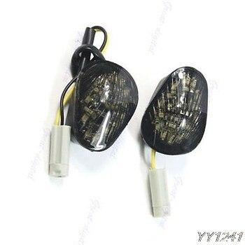 цена на LED Flush Mount Signals Light YZF R6 R1 2008 2007 2006 2005 2004 For Yamaha
