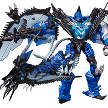 WJ Alloy Action Figure Metal Part Transformation Toys Deformation Robot Dinosaur  Model Toy 8067 19cm height transformation deformation robot toy action figures toys with original box jj616c