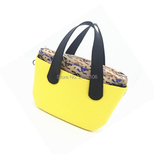 EVA Women Shopping Bag with Zipper Pouch Woman Messenger Bags Designer Handbags FOR justo High Quality
