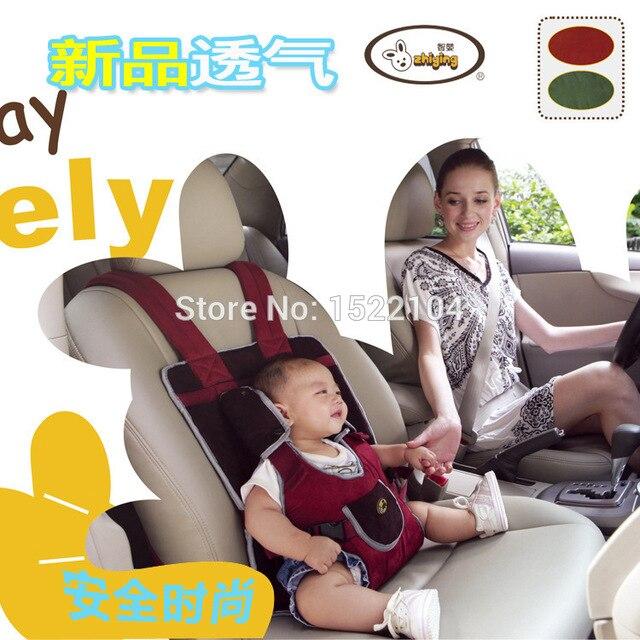 Младенцы и маленькие дети будут ехать безопасности автомобиля подушки сиденья полиэстер сумки сидеть плюс 12 процентов высокой проницаемости губка