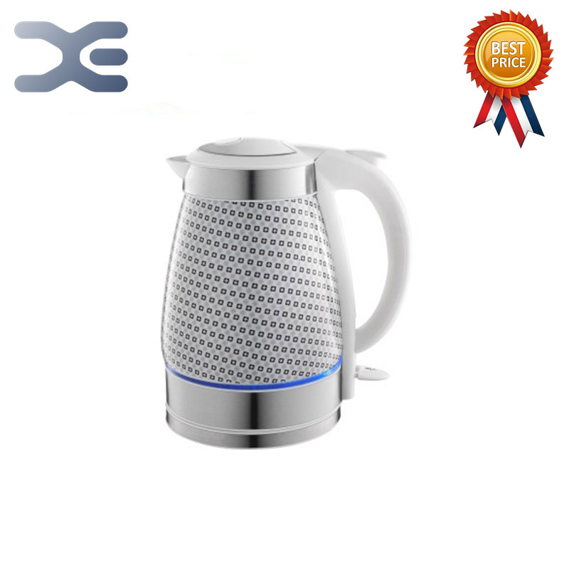 1.7L Water Kettle Food Grade PP Handheld Instant Heating Electric Water Kettle Auto Power-off Protection Wired Kettle FY-988C1.7L Water Kettle Food Grade PP Handheld Instant Heating Electric Water Kettle Auto Power-off Protection Wired Kettle FY-988C