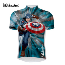 NEW America Men cycling jerseys pro Team Cycling Clothing Short bike clothes Breathable Quick Dry Bicycle Wear 5446 california men s bike cycling jerseys sportswear breathable cycling clothing bike bicycle jerseys breathable mtb clothing