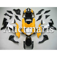 Yellow White Black Fairings YZF R1 2015 2016 2017 Year ABS Motorcycle Fairing For Yamaha YZF R1 15 16 17 Injection Plastic Cover