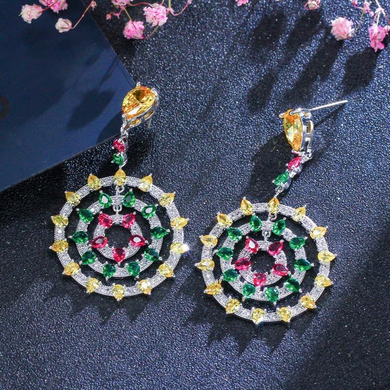 Multicolor Earrings5