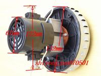 Household Commercial Wet And Dry Vacuum Cleaner Motor 1400 Tile