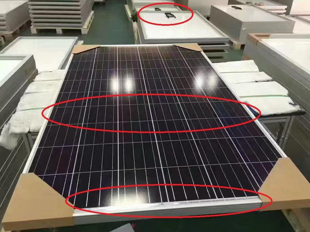 silício monocristalino fotovoltaico categoria solar a para o uso casa da pilha solar diy
