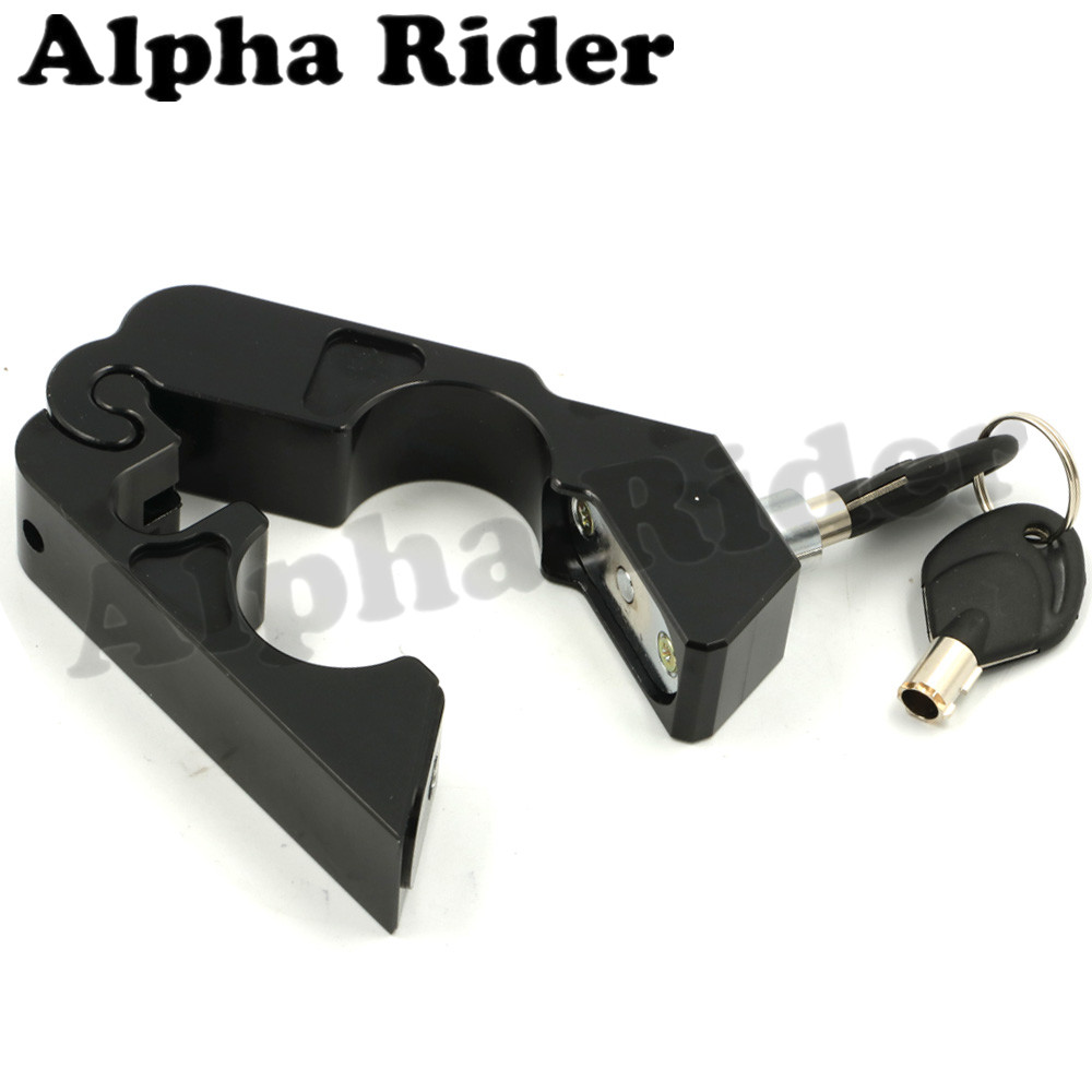 Cnc Handlebar Handle Grip Throttle Brake Lever Security Safety Locks Holder Under Raiser Bawah Beat Street For Honda Pacific Coast Pc800 Pan European St1100 St1300 In Levers Ropes Cables