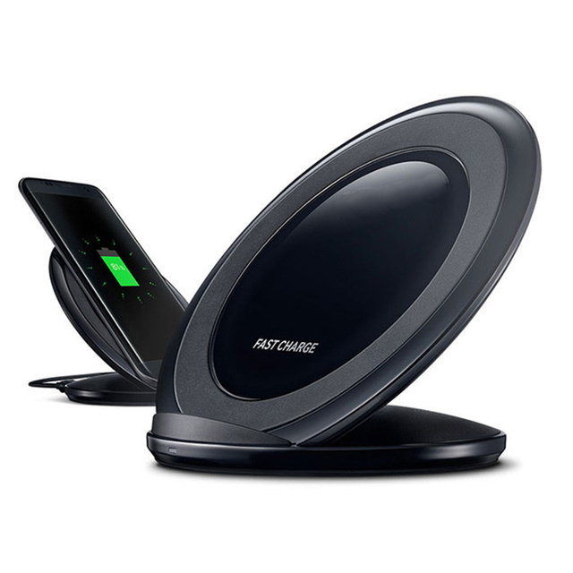 1:1 Original Fast Charge Wireless Charging Stand For Samsung Galaxy S7 S7 Edge Efficiency Charger For Samsung S7 S7 Edge
