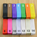 Free shipping , 100pcs/lot Baby Hair Clip 14 Colors of Hair Clips