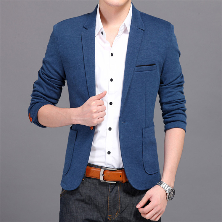 2014 Blazers For Men Fashion Mens Blazer Slim Fit Mens Blazer Dress Suit For Men Blazer Jacket ...
