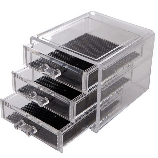kitchen best drawer stackable of storage drawers containers clear plastic