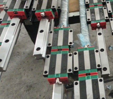 Free shipping to USA  HIWIN  from  Taiwan HGR20  3000mm  1600mm linear guide rai 8x HGW20 and 2 pcs ball screw free shipping to france hiwin from taiwan linear guide rail