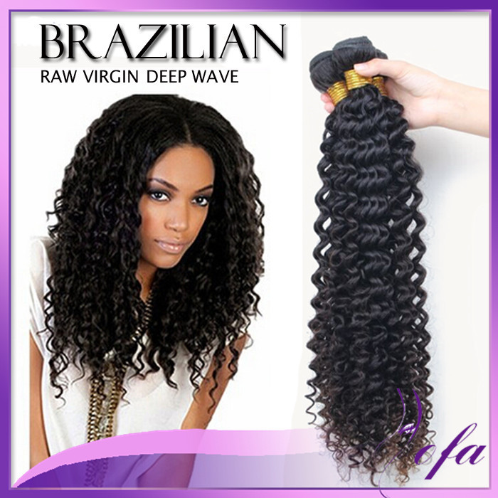 hair brazilian curly crochet braid hair deepwave bundle aliexpress uk ...
